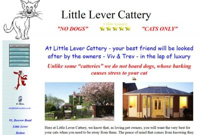 Little Lever Cattery