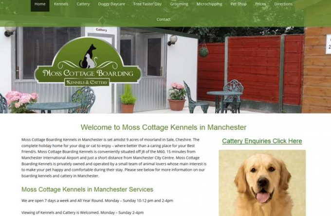 Moss Cottage Cattery