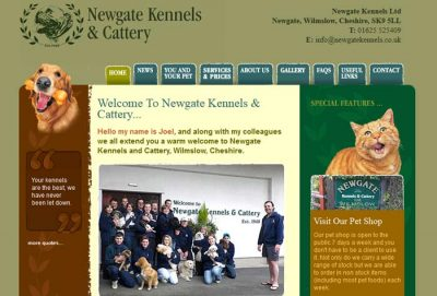 Newgate Kennels and Cattery