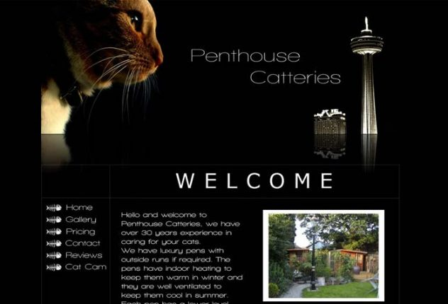 Penthouse Catteries