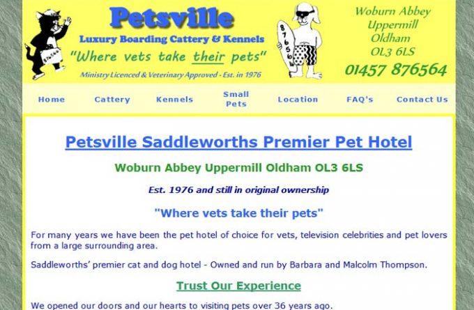 Petsville Cattery