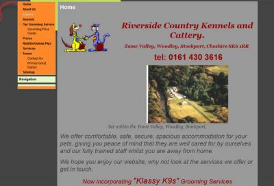 Riverside Country Kennels and Cattery