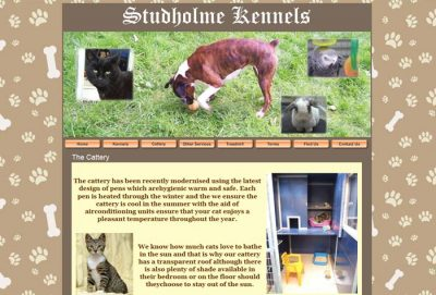 Studholme Cattery and Kennels