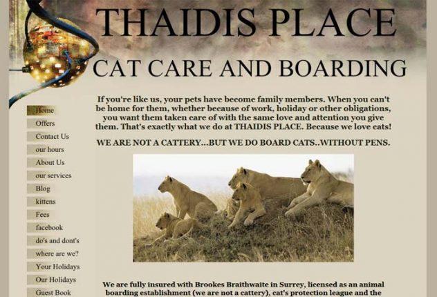 Thaidis Place