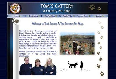 Tom's Cattery