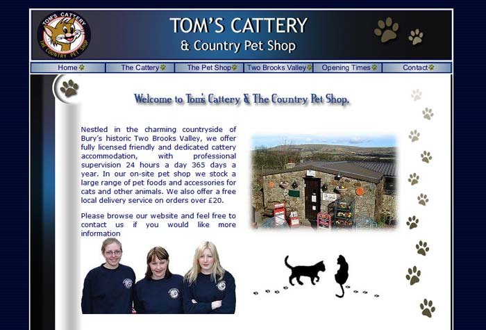 Cat Rescue Tottington