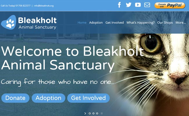 Bleakholt Animal Sanctuary - Bury