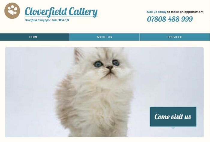 Cloverfield Cattery