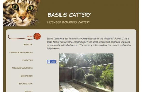 Basils Cattery