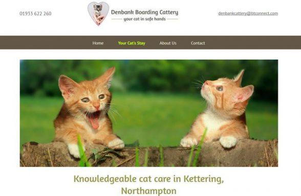 Denbank Boarding Cattery