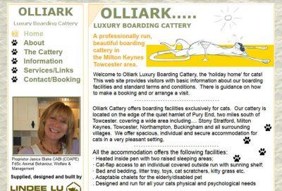 Olliark Cattery