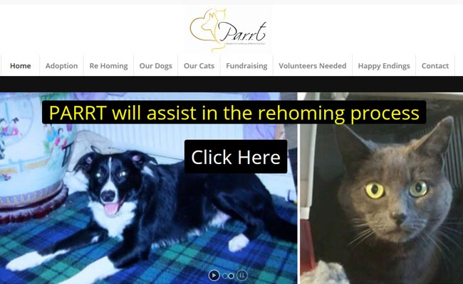 Peoples Animals Rescues - Morpeth