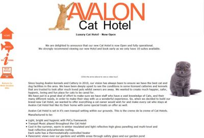 Avalon Boarding Kennels & Cattery
