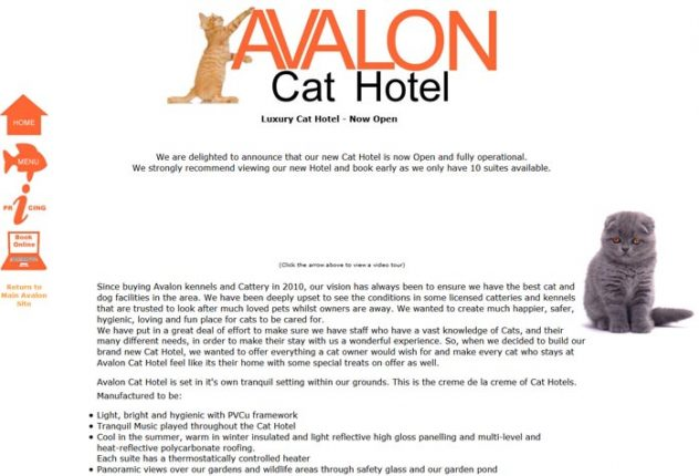 Avalon Boarding Kennels and Cattery