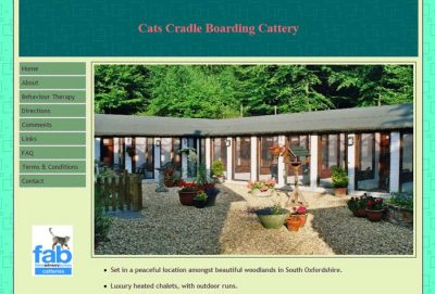 Cats Cradle Boarding Cattery