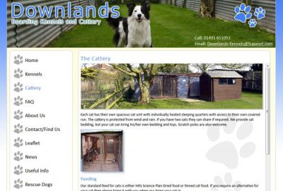 Downlands Boarding Kennels & Catteries