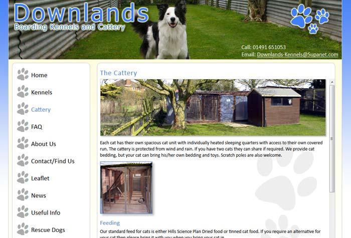 Downlands Boarding Kennels & Catteries