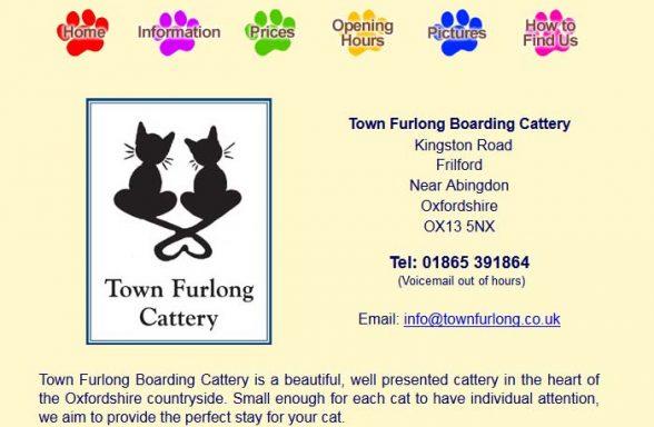 Town Furlong Boarding Cattery