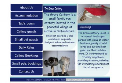 The Grove Cattery