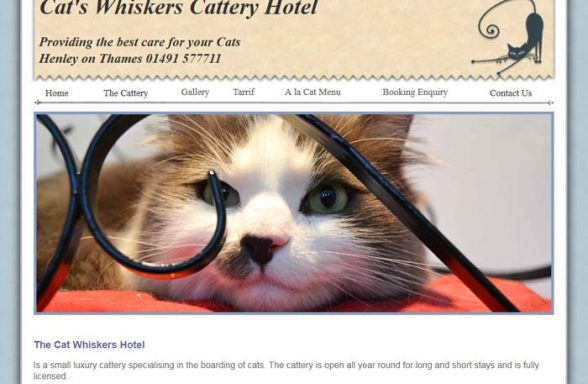 Cats Whiskers Cattery Hotel