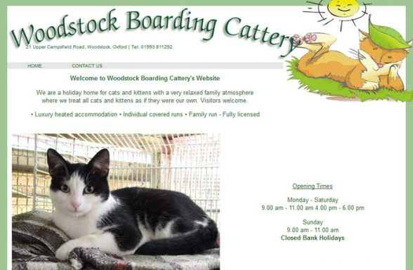 Woodstock Boarding Cattery