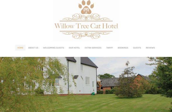 Willow Tree Cat Hotel