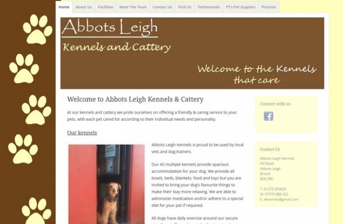 Abbots Leigh Cattery