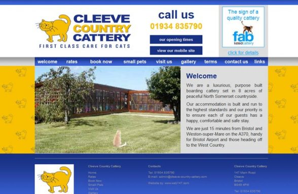 Cleeve Country Cattery