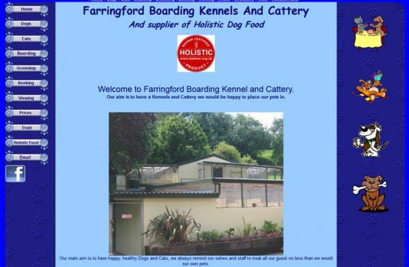 Farringford Boarding Kennels