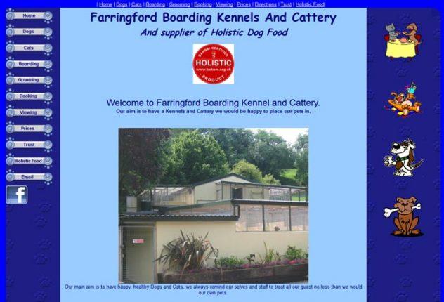 Farringford Boarding Kennels
