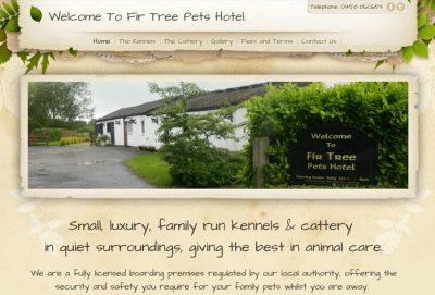 Fir Tree Pets Hotel