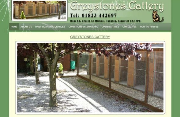 Greystones Cattery