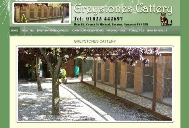 Greystones Cattery