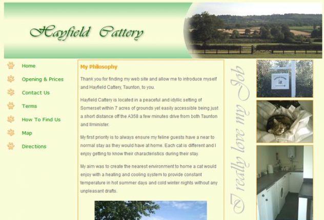 Hayfield Cattery