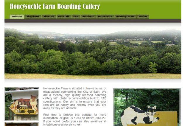 Honeysuckle Farm Boarding Cattery
