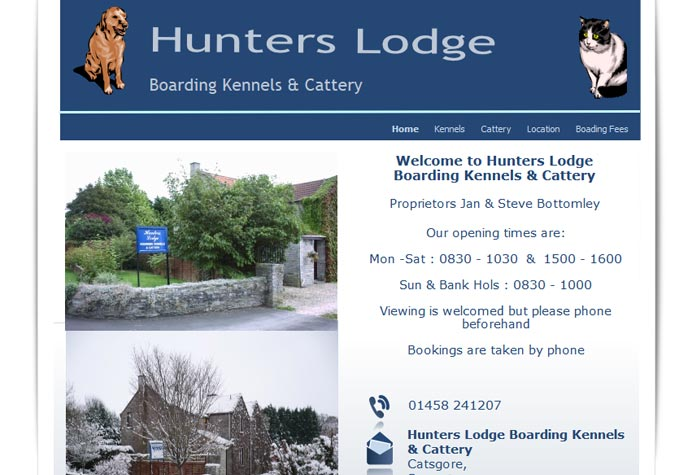 Hunters Lodge Boarding Kennels and Cattery
