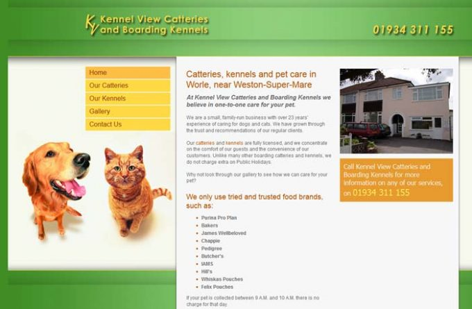 Kennelview Boarding Kennels and Cattery