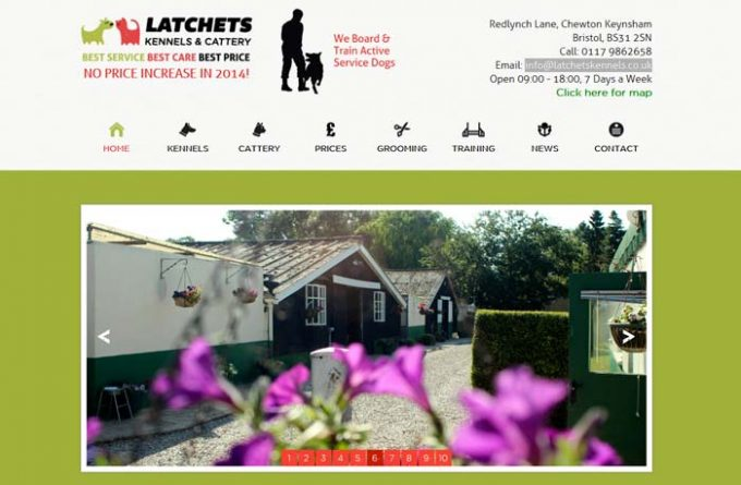 Latchets Boarding Kennels and Cattery