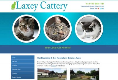 Laxey Boarding Catteries