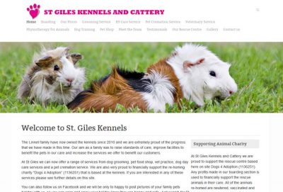 St. Giles Kennels and Cattery