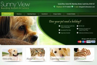 Sunnyview Boarding Kennels & Cattery