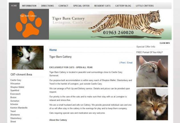 Tiger Barn Cattery