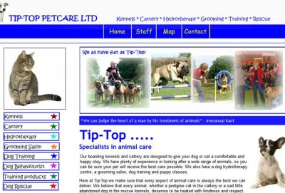 Tip-Top Cattery & Kennels