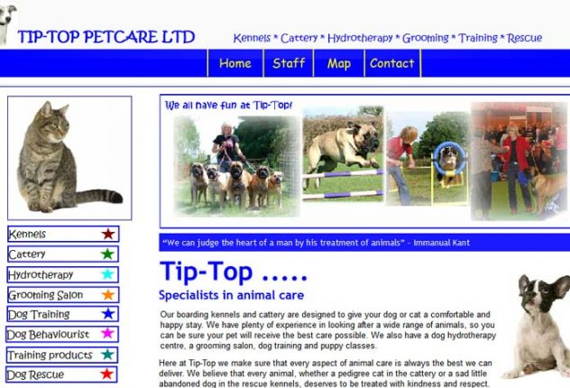 Tip-Top Cattery and Kennels
