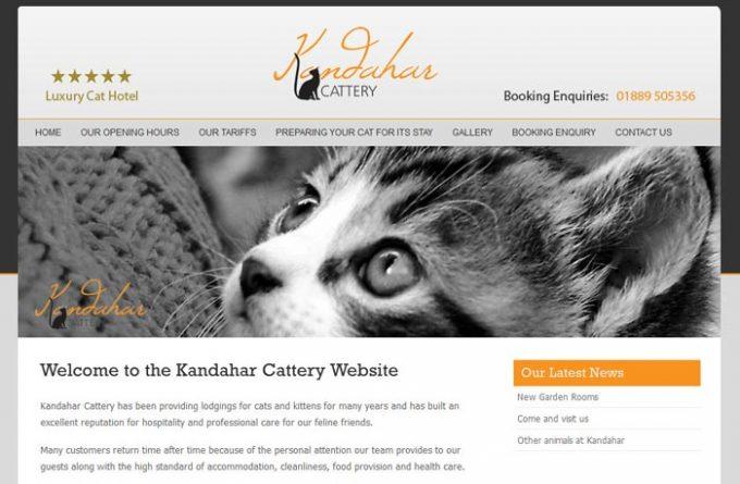 Kandahar Cattery