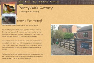 Merryfields Cattery