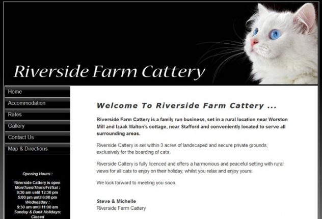 Riverside Farm Cattery