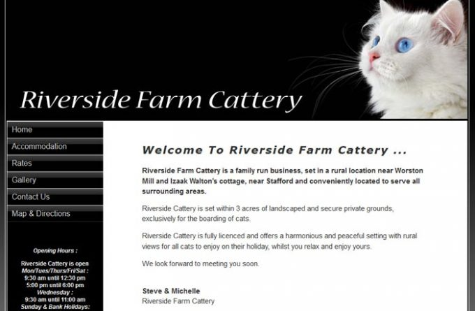 Riverside Farm Cattery