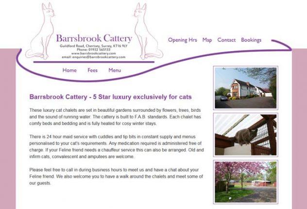Barrsbrook Cattery
