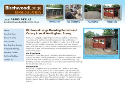 Birchwood Lodge Kennels and Cattery